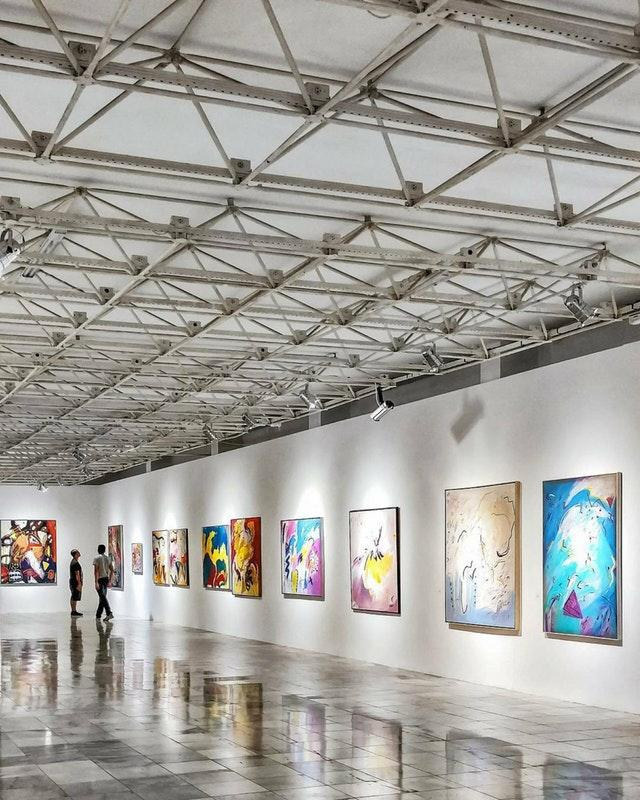 Arten von Kunstgalerien